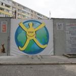 banner - stred budovy