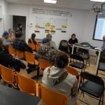 Stretnutie s obyvateľmi o bezpečnosti v Pentagóne