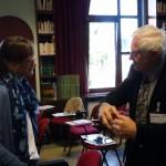 Rozhovor s Günterom Halvaxom, reprezentantom ProNachbar, Konferencia EUNWA, október 2015
