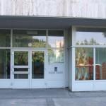 Hlavný vchod na Rovniankovej 14
