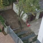 Krásne zarovnané, môžu sa klásť betónové základy, august 2017