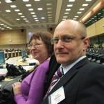 Konferencia EUCPN v Bruseli 2010