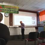 """Prednáška """"Bezpečnosť v bytových domoch - aktuálne témy"""", Konferencia Správa budov 2016, Ľubovnianske kúpele"""
