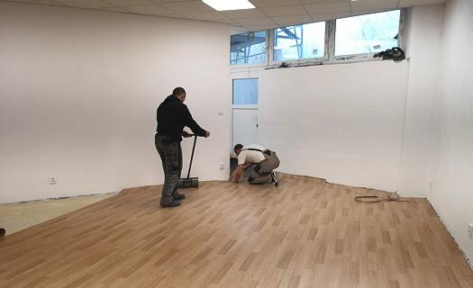 nova podlaha