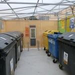 Nádoby pre komunálny a separovaný odpad a OLEJtéka, december 2016