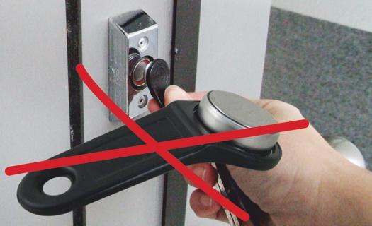 DEK kľúče sú ľahko kopírovateľné