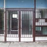 Vstupná brána po realizácii projektu Bezpečné bývanie