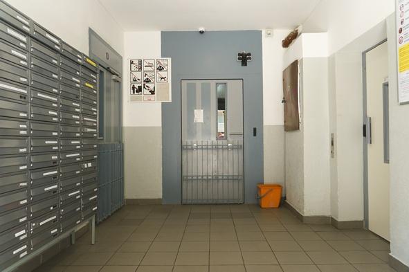 vstupný vestibul