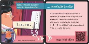Spätné volanie na elektrický vrátnik z domáceho telefónu