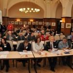 Účastníci konferencie EUNWA