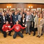 Spoločná fotka účastníkov konferencie