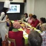 Stretnutie k olejtéke s obyvateľmi 28.1.2014