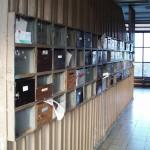 Poštové schránky, rok 2001